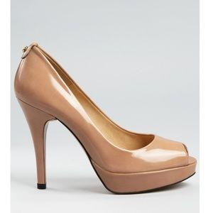 Shoes - Stuart Weitzman Nude Heels